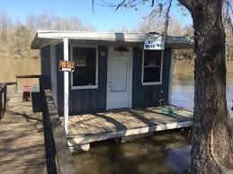 homemade houseboat house boat