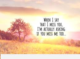 i miss you messages for husband missing you quotes for him sms