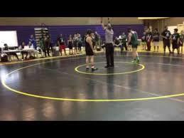Ethan Baker wrestling 12-8-16 - YouTube