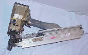 duo fast cn137 nail gun o ring rebuild