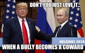 Trump not really a bully | Bullying, Trump memes, Trump