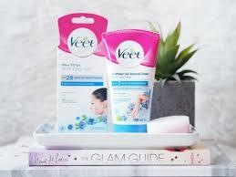 veet sensitive skin hair removal cream