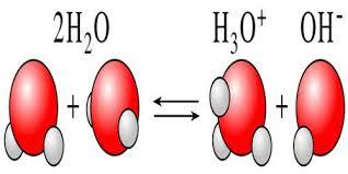 self ionization or autoionization of