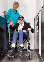 Kirkland visitors thankful for lift | Delta Optimist