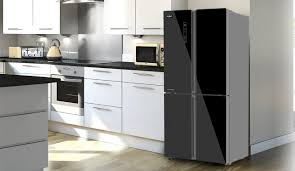 Tủ Lạnh Aqua Inverter 456 Lít AQR-IG525AM (GB)