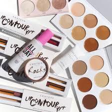 contour cosmetics collection reviews
