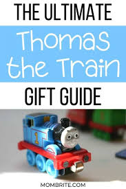 thomas the train gift guide