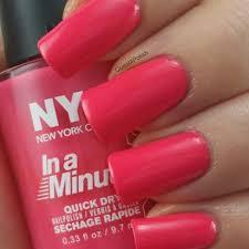 pink purple my nail polish