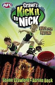 Bugs from Beyond (Crawf's Kick it to Nick) by Adrian Beck