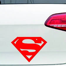Superman Logo Streetbadge