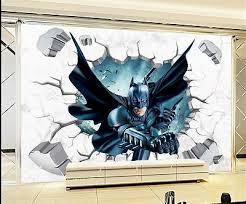 Batman Black Wall Decal Playroom Kids Art Vinyl Sticker Decor Extra Large L338 Decor Decals Stickers Vinyl Art Home Garden