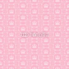 vector seamless pattern pastel pink