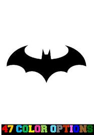 Decal Vinyl Truck Car Sticker Dc Comics Batman Nightwing Logo 4 00 Picclick