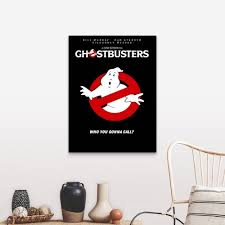 Shop Ghostbusters 1984 Canvas Wall Art Overstock 31189696