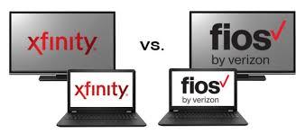 cast xfinity vs verizon fios