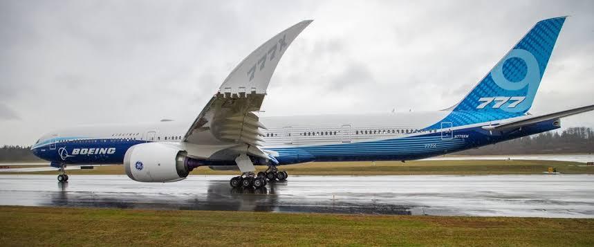 """Resultado de imagen para Boeing 777-9X first flight"""""""