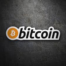 Sticker Bitcoin Muraldecal Com