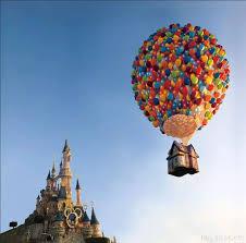 3x5ft Up La Haut Oben Flying Balloons House Blue Sky Castle Tower Custom Photography Background Studio Backdrops Vinyl 1x1 5m Vinyl Wall Decal Sticker Vinyl Wall Decal Treevinyl Backdrops For Photography Aliexpress