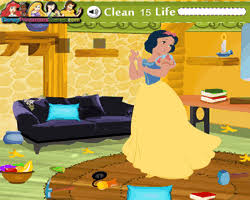 free snow white games