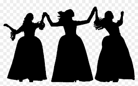 I Want This A Sticker For My Car Schuyler Sisters Hamilton Logo Clipart 1477845 Pikpng