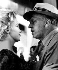 "infinitemarilynmonroe: """" Marilyn Monroe and director Joshua Logan ..."