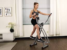 walker and air glider exercise machine