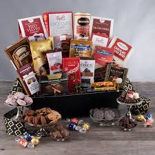 valentine s day gift basket for her by