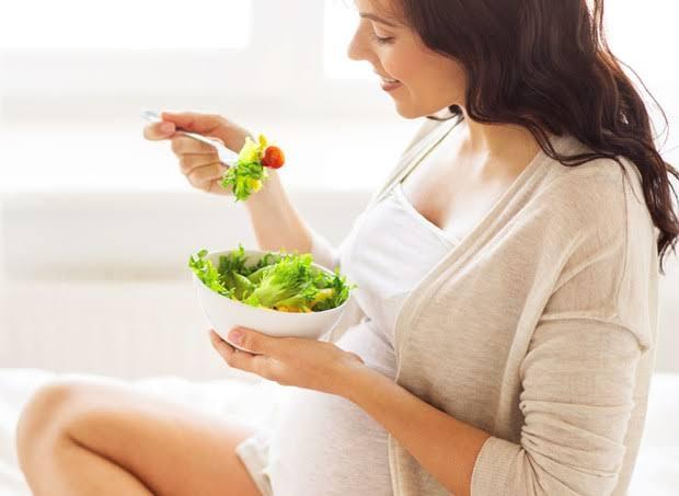 Resultado de imagem para Alimentação saudável na gestação diminui índices de obesidade infantil