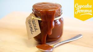 quick easy sea salted caramel recipe