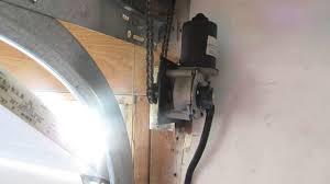 genie 1024 side mount garage door