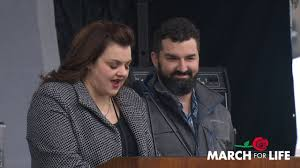 Abby Johnson at the 2019 March for Life - YouTube