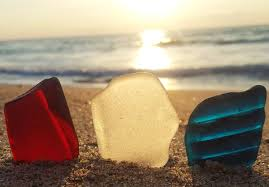science of sea glass