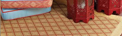 aztec rug binding