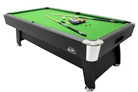 play in the city pool table 8ft x 4ft