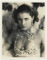 Risqué Evelyn Brent Reina de Saba Vintage c.1930s disfrazadas fotografía  Otto Dyer | eBay