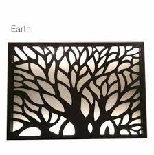 latan 70100 backlit wall art earth