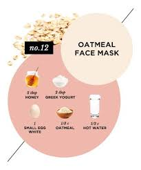 homemade face mask no 4 calming