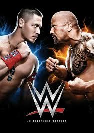 N1808 Wwe John Cena Vs The Rock Wrestlemania New Wall Sticker Silk Fabric Poster Art Indoor Decor Bright Buy At The Price Of 4 34 In Aliexpress Com Imall Com