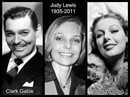 Birthday Remembrance, Judy Lewis ♥ ♥... - Clark Gable: When ...