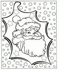 Kleurplaten En Zo Kleurplaten Van Kerstmis De Kerstman