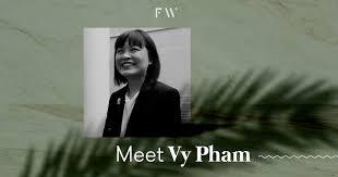 Members On Their Way: Vy Pham - Future Women