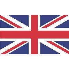 3 5in X 2in British Flag Decal Vinyl Decals Stickers Car Bumper Stickers Walmart Com Walmart Com