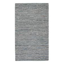 holden hand woven smoky blue area rug
