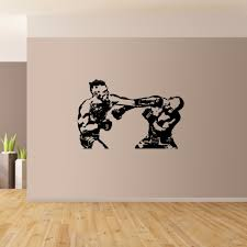 Conor Mcgregor Wall Sticker Mma Fight Boxing Vinyl Decal Ufc Giant Graphic Decor School Dorm Living Room Bedroom Home Mural Wall Sticker Vinyl Decalliving Room Aliexpress