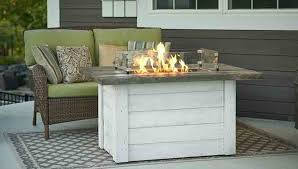 alcott gas fire pit table affordable