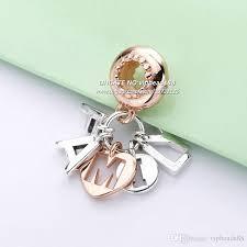2020 2019 spring newe s925 silver rose