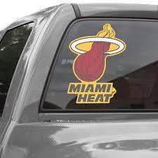 Official Miami Heat Car Accessories Auto Truck Decals License Plates Store Nba Com