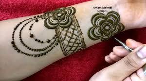mehndi design new and beautiful