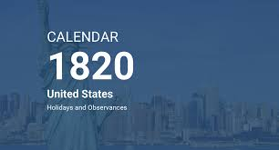 Image result for 1820 year