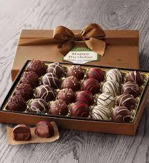 birthday truffle gift box chocolate